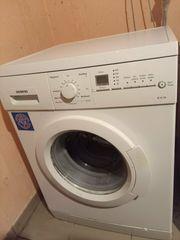 Waschmaschine Simens 1400 Umdrehungen sehr