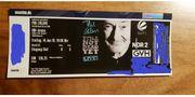Phil Collins Einzelticket 14 06
