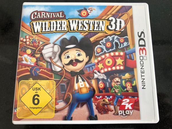 Nintendo 3DS Carnival Wilder Westen