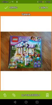 LEGO Friends Welpen-Betreuung - Nr 41124