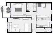 3-Zimmer Wohnung in Bissingen mit TG