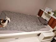Stauraum Bett 1 20x2 00m