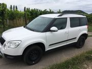 Skoda Yeti Active Edition TÜV