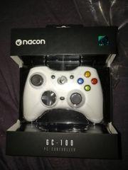 Nacon GC-100 Weiß Pc Controller