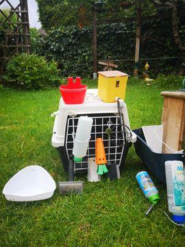 Zubehör für Haustiere - Nagerzubehör abzugeben