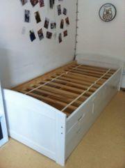 Kinder- oder Jugend Holzbett mit