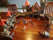 Playmobil große Löwenburg