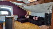 Gemütliche Dachgeschoss Wohnung mit eigenem