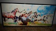 3D Bild Pferde