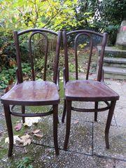 Thonet Stühle Kaffeehausstuhl Holzstuhl Jugendstil