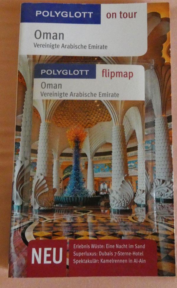 Reiseführer Oman Vereinigte Arabische Emirate
