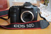 Canon EOS 50D digitale Spiegelreflexkamera