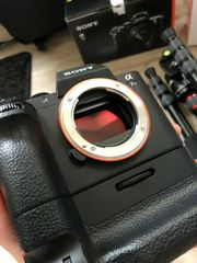 Sony Alpha 7M2 E-Mount Vollformat