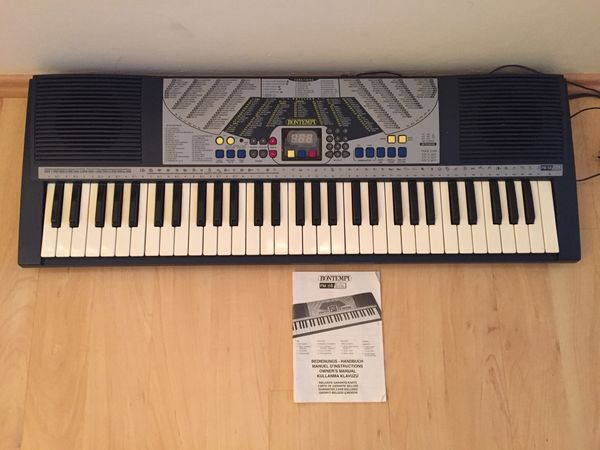 Keyboard Bontempi PM 68 supersound