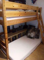 Hochbett Etagenbett Jugendbett von Thuka