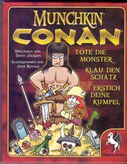 Munchkin Conan - Actionspiel
