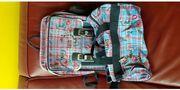 4you Schulranzen mit Sporttasche