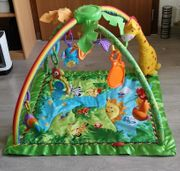 Krabbeldecke Rainforest von Fisher-Price