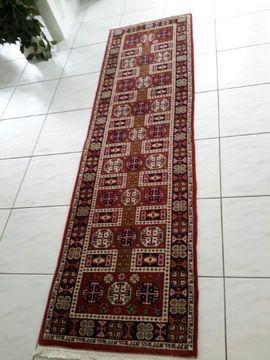 Teppiche - Orientteppich Läufer 70x260cm gewaschen