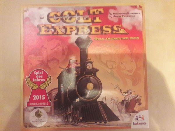 Gesellschaftsspiel Colt Express
