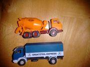 Sammlungs-Auflösung HO Eisenbahn LKW Busse