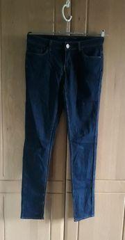 Dunkelblaue Lange Jeans SINNY PENCIL