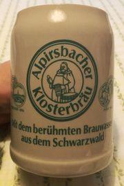 Preissturz -- Bierkrüge und Biergläser