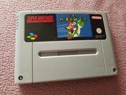 Super Nintendo Spiel Super Mario