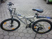 Crosswind Aluminium MTB 26