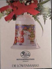 Glocken Weihnachtsglocken Hutschenreuther