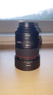Canon Objektiv EF 85mm f