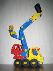 LEGO Duplo Toolo 2930 Kran-Bagger