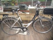 28 er alu damen city-bike