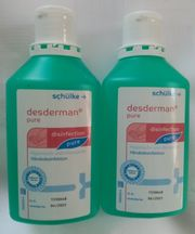 Desderman ®pure 2x 500 ml