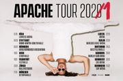 2 Stehplätze Apache 207 - Köln