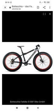 Mountainbike Fatbike Botteccia