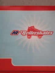 Verkaufe Rollschuhe von K2