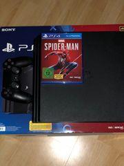 PlayStation 4 pro 1Tb Spider-Man