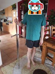 Langes Schwert zur Deko