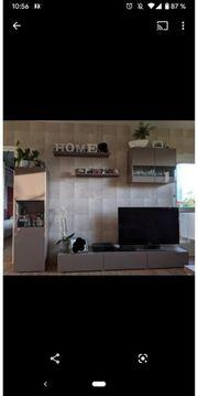 Wohnzimmerwand- top Zustand