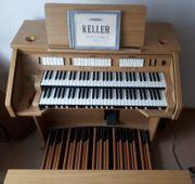 Ahlborn Orgel SL227 Bj 2001