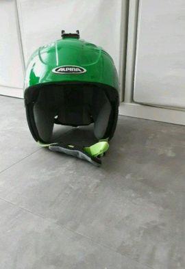 Ski Helm Alpina grün Jungen: Kleinanzeigen aus Schwetzingen - Rubrik Wintersport Alpin
