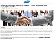Regional Manager Technical Service Leiter
