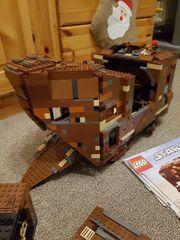 Lego Star Wars Sandcrawler 10144