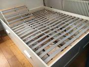 Ikea Brimnes-Bett mit 1 60x2