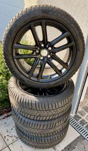 Winterkompletträder BMW 245 45 R18