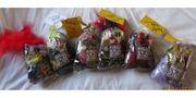 Basteltüten 6 Tüten Allerlei für