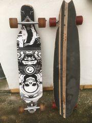 2 Longboards für 5 zu