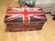 Kiste aus Pappe 74x40x40cm
