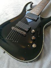 Schecter Hellraiser C-7 Siebensaiter E-Gitarre